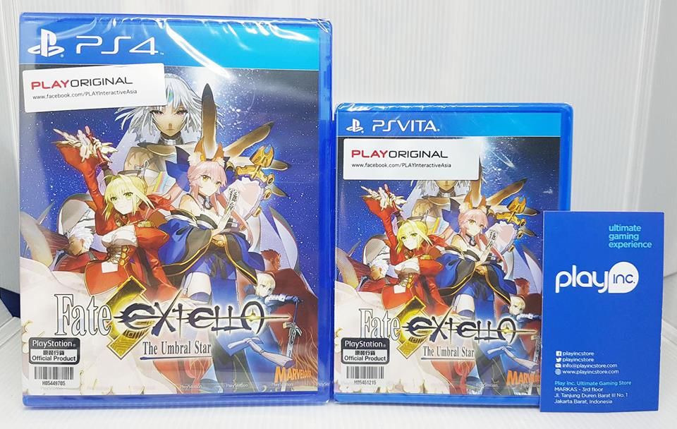 Ready - Fate Extella The Umbral Star