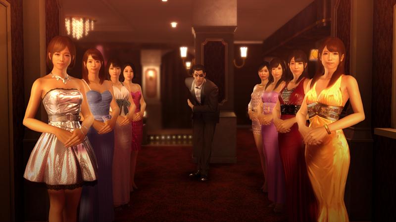 Yakuza 0 - Cabaret Club