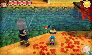 SOS - Trio of Towns - Fishing