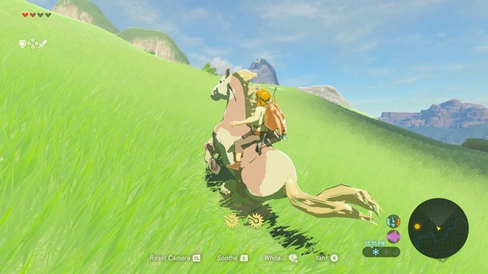 Breath of the Wild - Horse