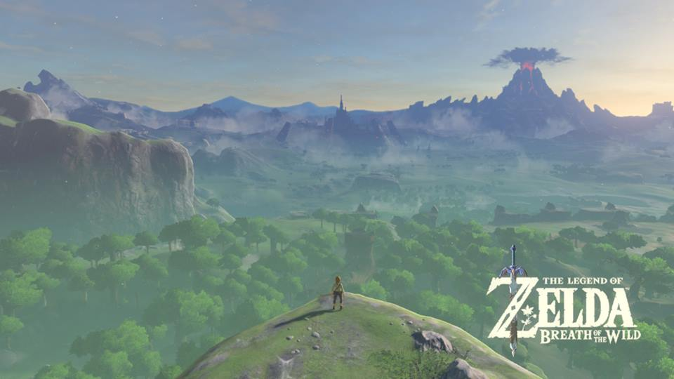 Breath of the Wild - Opening